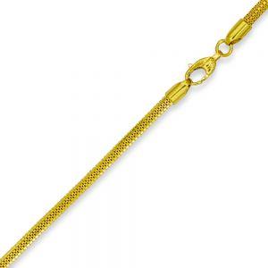 Gouden ketting Babli