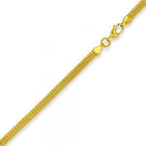 Gouden ketting Vivhaan