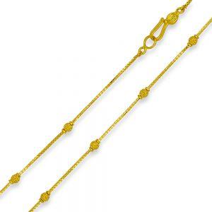 Gouden ketting Ekaja