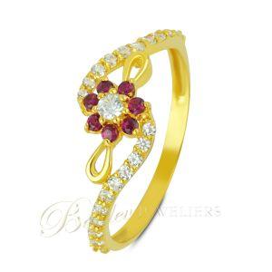 Gold_ladies ring_RNG0058