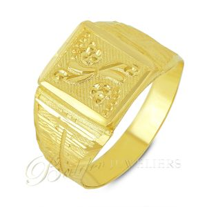 gents ring gold_RNG0117