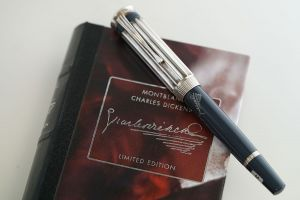 Charles Dickens Montblanc vulpen