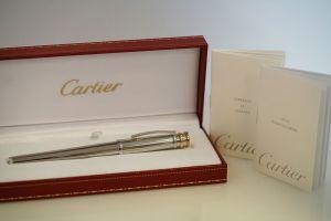 Cartier trinity fountain pen