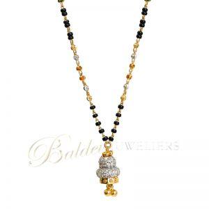 Indiase Mangalsutra's goud Hindoestaans Trouwsieraden Dulhin_-7