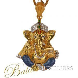 Jai Shri Ganesh hanger 3D 2