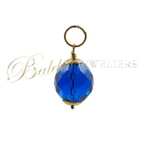 Surinaamse blauwe kralen-3