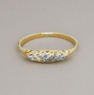 Vintage ring Francesca
