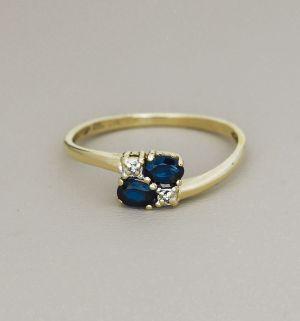 Vintage ring Faustina