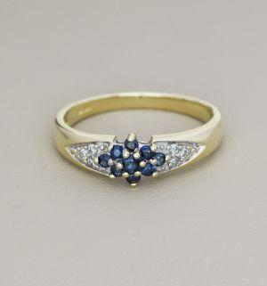 Vintage ring Sinclair