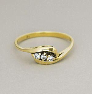Vintage ring Tatiana