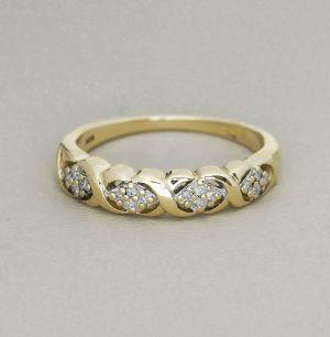 Vintage ring Veronica