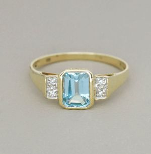Vintage ring Donatella