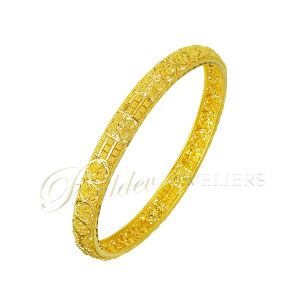 Two piece set bangle Aruna