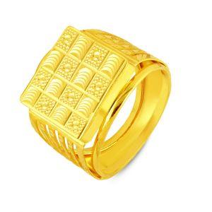 Heren ring Dhruv