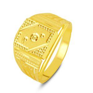 Heren ring Ishaan