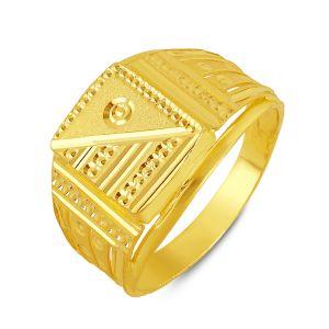 Heren ring Nikhil