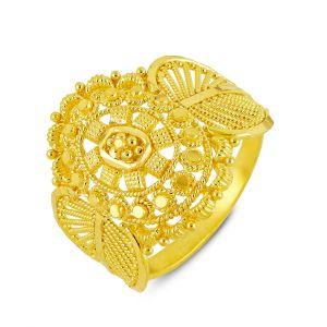 Dames ring Disha