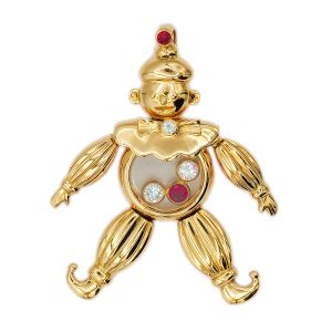 Chopard Happy Clown pendant 795053