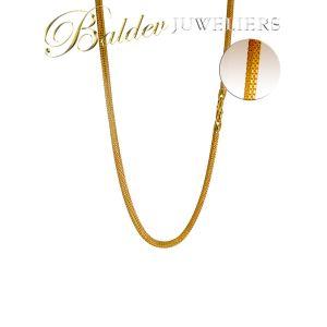 gouden heren dames kettingen 22kt goud-21