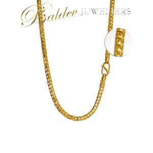 gouden heren dames kettingen 22kt goud-25