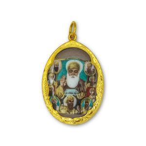 Sikh hanger round