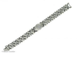 Zilveren Heren Bracelet Carl