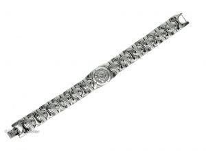 Zilveren heren bracelet Ruben