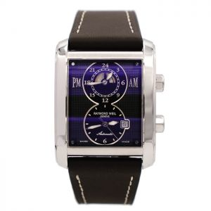 Raymond Weil GMT AM PM Don Giovanni Cosi Grande Dual TIme