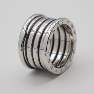 Bvlgari b-zero1 five band ring
