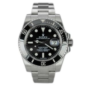 Rolex Trippy Submariner Date - SPECIAL DIAL IMPRINT