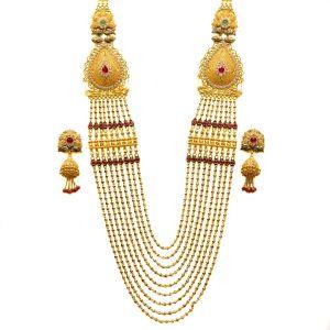 Gouden Indiase set Chinayi