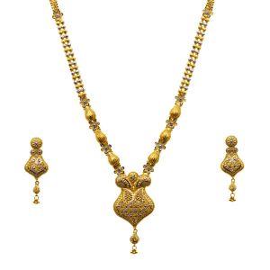 Gouden Indiase set Tanisha