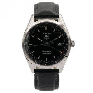 Tag Heuer Carrera Twin Time Automatic GMT