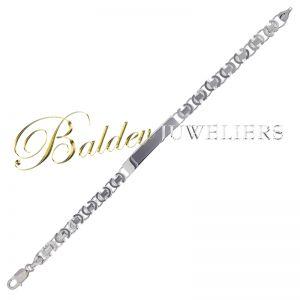 zilver heren armbanden-3
