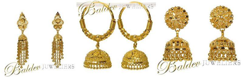 Indiase-oorbellen-22kt-goud-blogbaldev